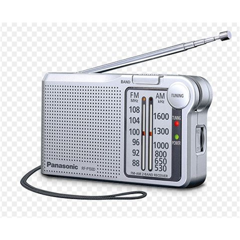 RADIO BOLSO PANASONIC RF-P150D - 1707.2092