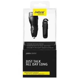 KIT AURIC BLUETOOTH JABRA BOOST TALK ALL DAY PRETO - 1907.0527