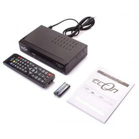 RECEPTOR TDT ECON T2-BOX FTA E-264 TODOS OS TV - 1712.1550
