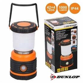 Lanterna de Campismo LED DUNLOP 1000 Lumens DUN968 - 1907.1051