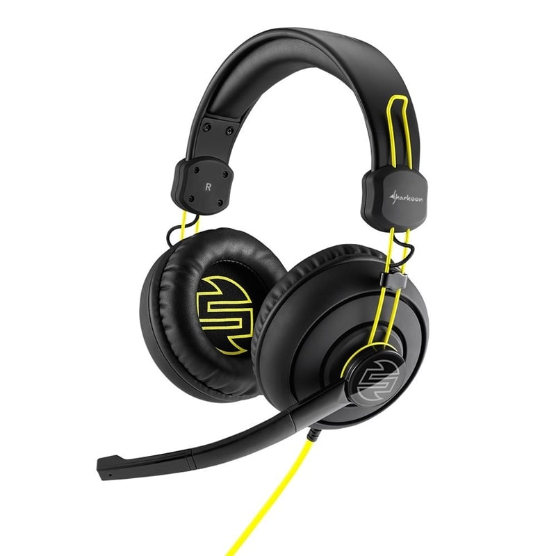 HEADSET GAMING 3,5MM SHARKOON ZONE H10 - 1805.1894
