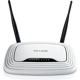 ROUTER WIFI TP-LINK TL-WR841N N 300Mbps - TPLINK-ROUTER05
