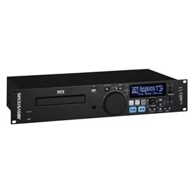 CD PROF JBSYSTEMS USB 1.1 MP3 PRETO ## - 1501.1950