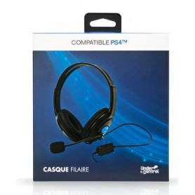 HEADSET PS4 UNDER CONTROL 1608 - 1906.1991