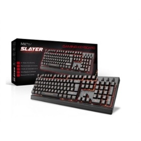 TECLADO USB GAMING MKPLUS SLAYER TG8120SLAYER - 1604.0507