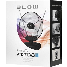 Antena TV Interior TDT 36db Blow ATD17 - 1907.1652