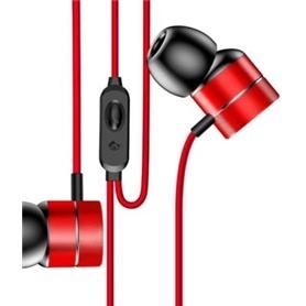 PHONES STEREO COM MICROFONE BASEUS ENCOK NGH04-09 RED - 1907.1701