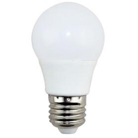 Lâmpada E27 G45 Lustre LED 10w Branco Quente - 1907.1756