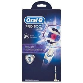Dental Braun Oral B PRO 600 3DWhite Azul - 1907.2650