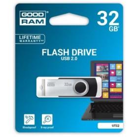 USB DISK PEN DRIVE 32GB - USB 2.0 GOODRAM - 1908.0201