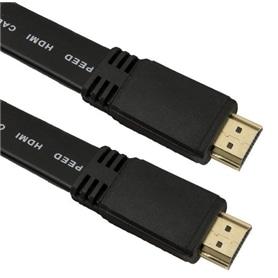 CABO HDMI MACHO-MACHO FLAT 2,0 METROS - 1908.0851