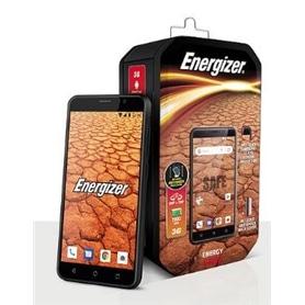 "TLM LIVRE DUPLO SIM ENERGIZER E500 5.0"" - 1/8GB BLACK - 1909.0699"
