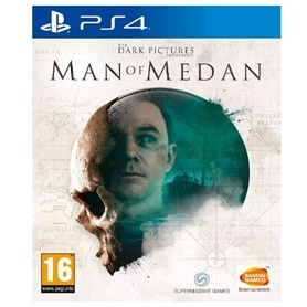 PS4 THE DARK PICTURES: MAN OF MEDAM - 1909.0597