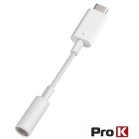 Adaptador USB-C MACHO P/ JACL 3.5mm - 1909.2803