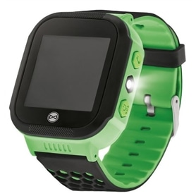 SMARTWATCH C/ LOCALIZADOR GPS FOREVER FOR KIDS KW-200 GREEN - 1909.1501