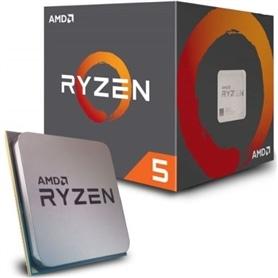 CPU AMD AM4 RYZEN 5 2600X 4,25GHZ  19MB CACHE - 1910.0755