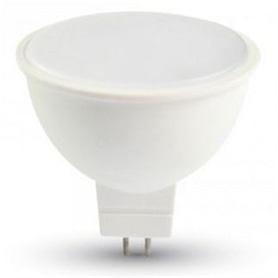 Lâmpada GU5.3 MR16 LED  12v/5w Opalina Branco Frio - 1910.0250