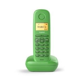 TELEFONE SEM FIO SIEMENS GIGASET A170 GREEN - 1911.2002
