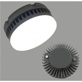 Lâmpada GX53 LED 6w Branco Quente - 1911.0789
