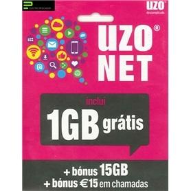 CARTAO TLM UZO 1GB NET## - 1912.1201