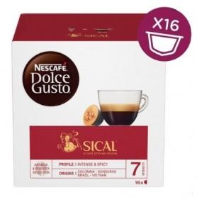 Dolce Gusto - Capsulas Cafe Sical - DOLCEGUSTO-CAP09