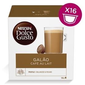 Dolce Gusto - Capsulas Café au Lait - DOLCEGUSTO-CAP14