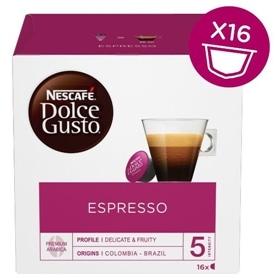 Dolce Gusto - Capsulas Espresso - DOLCEGUSTO-CAP25