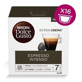 Dolce Gusto - Capsulas Espresso Intenso - DOLCEGUSTO-CAP12