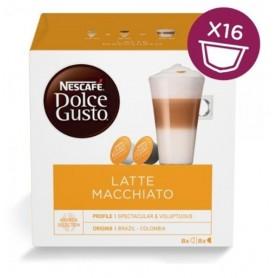 Dolce Gusto - Capsulas Latte Macchiato - DOLCEGUSTO-CAP04