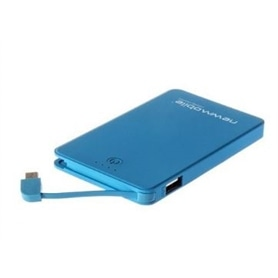 POWER BANK 2.600MAH NEWMOBILE BLUE - 1912.2002