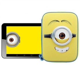 "TABLET WIFI 7"" ESTAR 8GB : MINIONS KEVIN - OFERTA BOLSA !!! - 1712.1388"