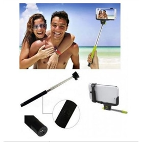 SELFIE STICK BLUETOOTH COM DISPARO NO CABO MN-9200 - 2001.2198