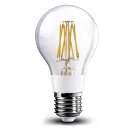 Lâmpada E27 A60 Lustre LED Filamento 4w Branco Quente - 2001.1550