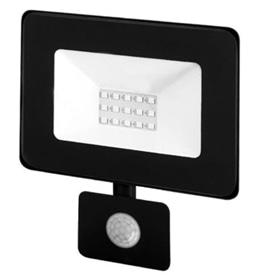 Projector Exterior LED 10w Branco Frio c/Sensor - 1909.1753