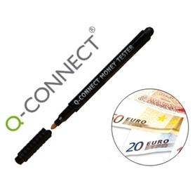 Marcador Detetor Notas Falsas Q-Connect - 2002.1253