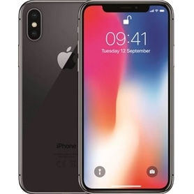SEMI-NOVO: IPHONE X  64GB GRADE A+++ GREY # - 1912.1401