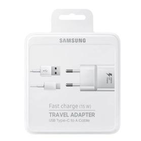 CARREGADOR VIAGEM USB-C 15W SAMSUNG EP-TA20EWECGWW - 1812.2898