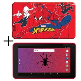 "TABLET WIFI 7"" ESTAR 2/16GB : SPIDER MAN - OFERTA BOLSA ! - 2002.0496"