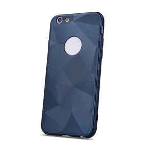BOLSA TLM SILICONE GEOMETRIC SHINE IPHONE 6 PLUS BLUE - 2003.0830