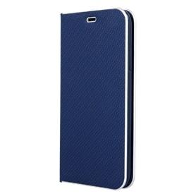BOLSA LIVRO IPHONE 11 SMART VENUS CARBON NAVY BLUE - 2003.0976