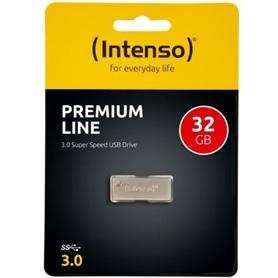 USB DISK PEN DRIVE  32GB - USB 3.0 INTENSO PREMIUM LINE - 2003.1502