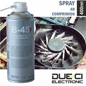 Spray Ar Comprimido DUE-CI - 2005.1559