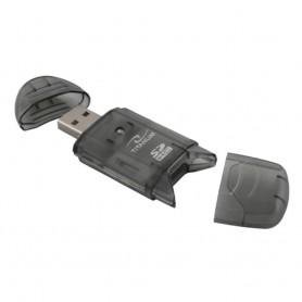 Leitor Cartoes Memória SD / SDHC / Mmc / USB 2.0 - 2005.1560