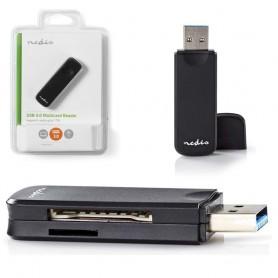 Leitor Cartoes Memória SD / USB 3.0 - 2005.1555