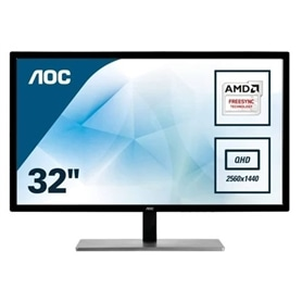 "MONITOR TFT 31.5"" AOC Q3279VWFD8 LED - 2004.1650"