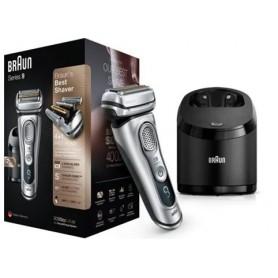 Maquina Barbear Braun Shaver 9390cc - 2004.2153