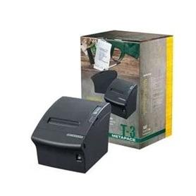 IMPRESSORA POS TERMICA METAPACE T-3 LAN+USB+RS232 - 2007.0294