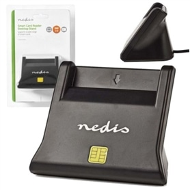 Leitor Cartão Cidadão e outros SmartCard Nedis 0119 - 2007.0796