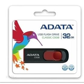 USB DISK PEN DRIVE 32GB - USB 2.0 ADATA - 2008.1204