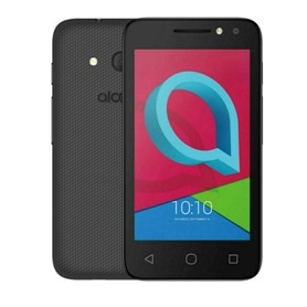 "TLM LIVRE ALCATEL U3 4034L - 4.0"" BLACK - 2008.0501"